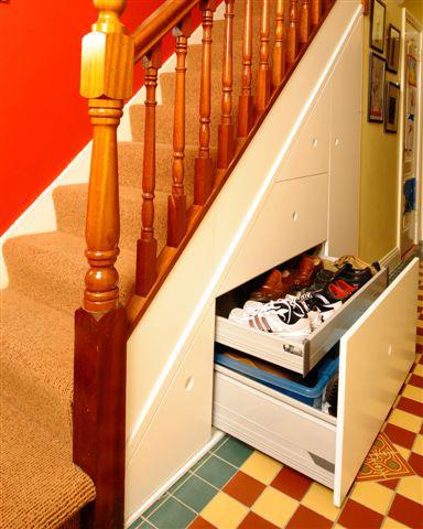 under stairs storage press & welcome to bneatstairs ltd - under stairs storage systems